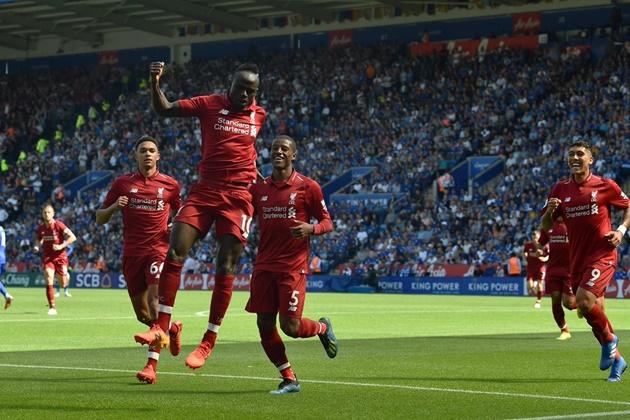 Vượt ải Leicester, Liverpool viết trang sử mới ở kỉ nguyên Premier League - Bóng Đá