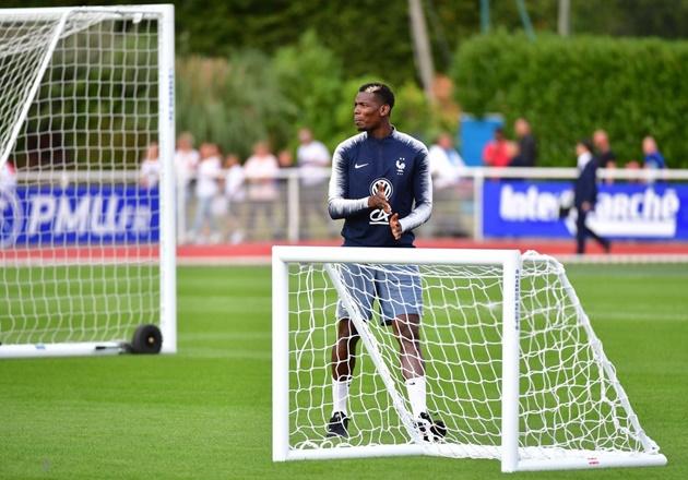 Vì sao Man Utd và Pogba sẽ hưởng lợi từ loạt trận giao hữu quốc tế? - Bóng Đá