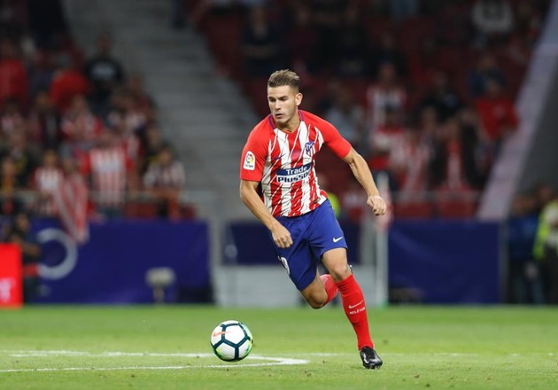 Lucas Hernandez quyết trung thành với Atletico Madrid.