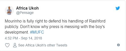 Mourinho khiến fan Man Utd