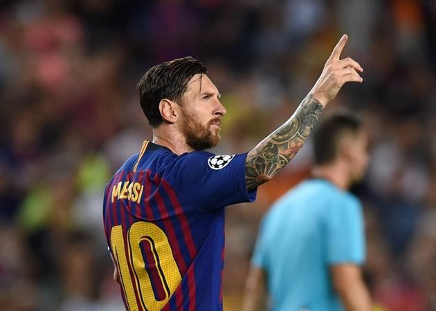 'Họ chỉ nhìn những gì cậu ấy đã làm trong màu áo Argentina' (dani alves nói về messi) - Bóng Đá