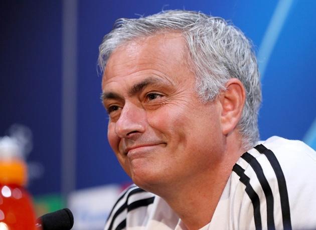 mourinho tin rằng chiến thuật của mình không sai - Bóng Đá