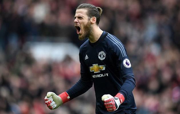 Duy nhất cầu thủ này của Man Utd đủ sức đá cho Man City (De Gea) - Bóng Đá