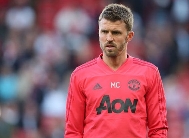 carrick phá vỡ im lặng về chuyện thay thế Mourinho - Bóng Đá