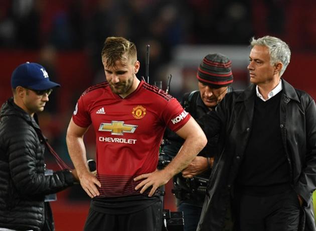 Shaw từ chối gia hạn M.U vì Mourinho còn tại vị - Bóng Đá