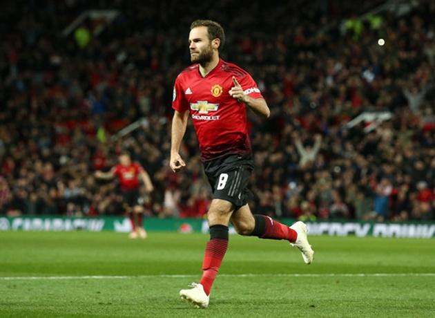 man utd ấn định thời điểm gia hạn Juan Mata - Bóng Đá