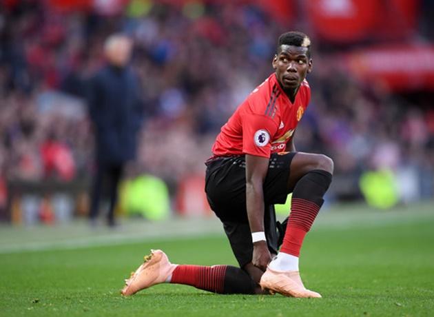 'Pogba góp ý cho Mourinho? Đó là những tin đồn rác rưởi