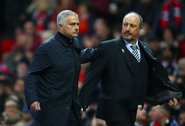 FA phạt mourinho - Bóng Đá