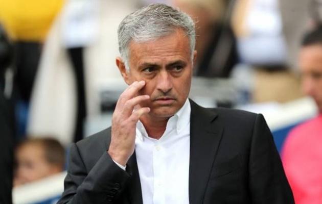 mourinho thất vọng với các cầu thủ vì mong đợi quá nhiều - Bóng Đá