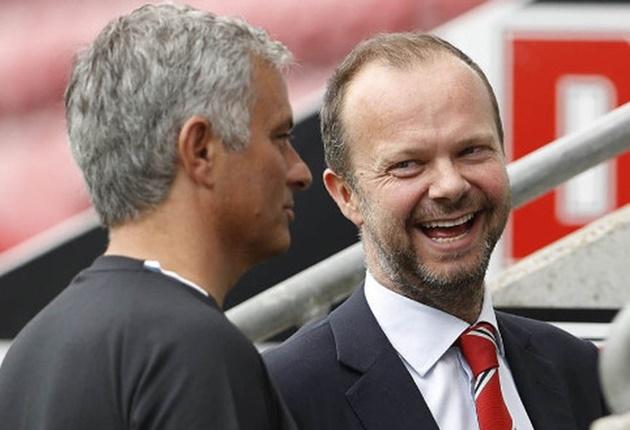 Ed Woodward không bổ nhiệm giám đốc thể thao khi mourinho còn tại vị - Bóng Đá