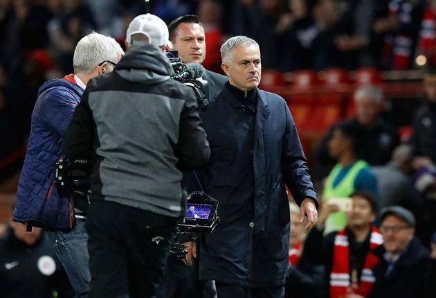 Mourinho phá vỡ im lặng về án phạt của FA - Bóng Đá