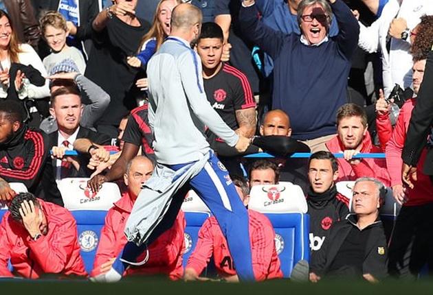 Mourinho có thể bị phạt vì Marco Ianni - Bóng Đá