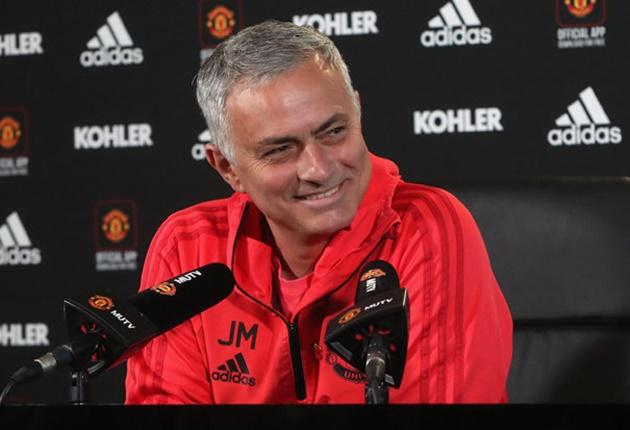 Mourinho: chưa đến lúc nghĩ về chức vô địch - Bóng Đá