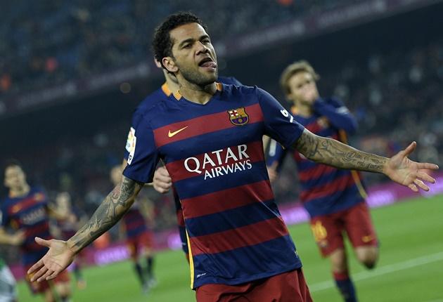 Mourinho đã ngăn chặn Alves sang chelsea - Bóng Đá