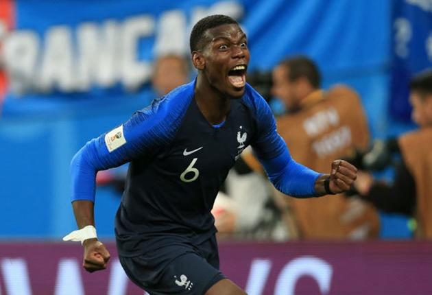 Matuidi nói về tầm quan trọng của pogba ở ĐT Pháp - Bóng Đá