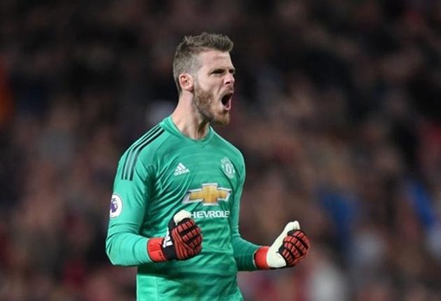 Mourinho khẳng định: 'De Gea muốn ở lại Man Utd' - Bóng Đá