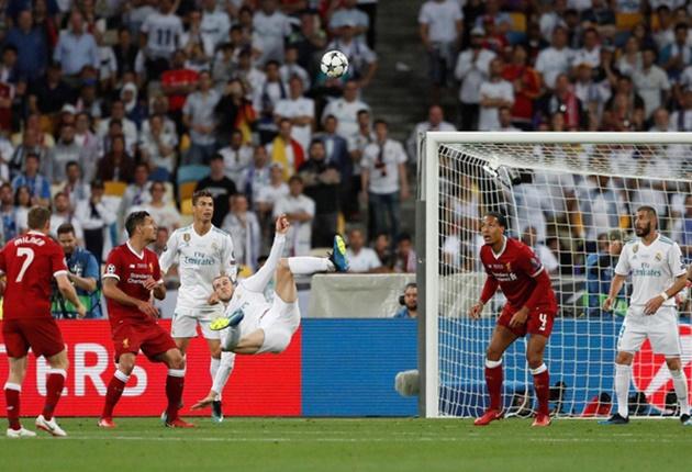 Bale phân trần: 'Tôi xứng đáng nhận giải Puskas hơn Salah' - Bóng Đá