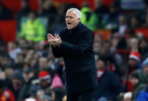 mourinho: mọi đội bóng đều tốt lên, trừ Man Utd' - Bóng Đá