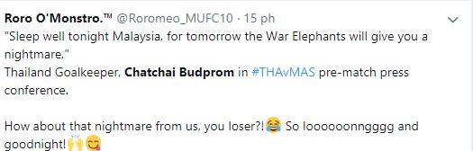 Thái Lan bại trận, Fan ĐNÁ hả hê