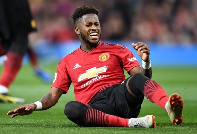 Mourinho chỉ trao cơ hội cho Fred nếu điều này xảy ra - Bóng Đá