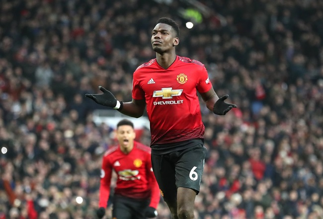 How Frank Lampard has helped Paul Pogba become Manchester United's talisman - Bóng Đá
