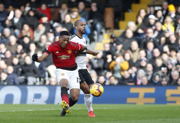 Anthony Martial is doing what two Manchester United managers wanted - Bóng Đá