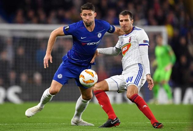 Cầu thủ Chelsea choáng vì cahill bị tẩy chay - Bóng Đá