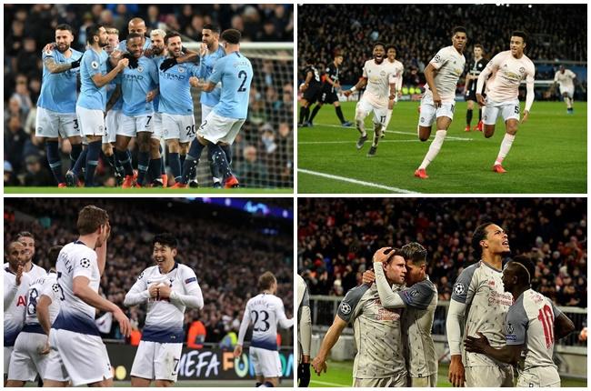Tứ kết Champions League: Người Anh và thập kỷ chờ đợi một khoảnh khắc - Bóng Đá