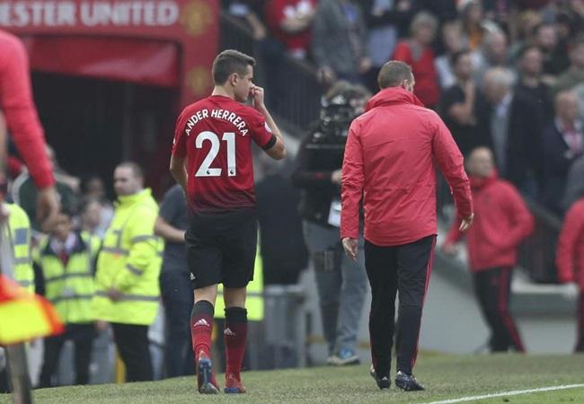 Ander Herrera rời Man Utd: Đoạn kết buồn cho