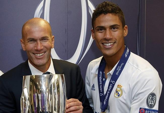 Zidane: 'Tôi không muốn một Real Madrid mà không có cậu ấy' - Bóng Đá