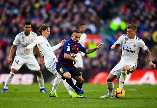 Camp Nou sẽ là nơi hiện thực hóa 'giấc mơ Real' của Pogba - Bóng Đá