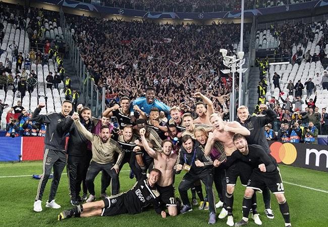 7 thống kê 'khủng khiếp' về Ajax ở Champions League mùa này - Bóng Đá