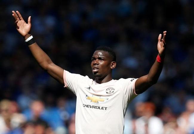 Man Utd 'tử chiến' Man City: Thành bại vẫn tại Pogba - Bóng Đá