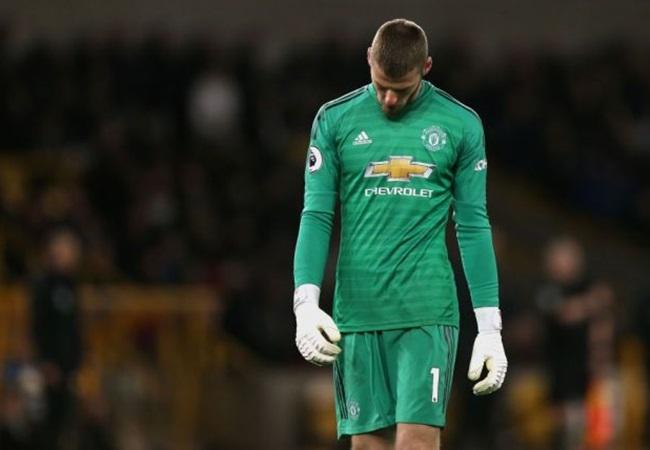 Nếu De Gea ở lại, Man Utd sẽ gặp