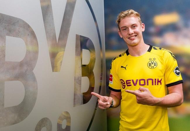 Dortmund mua người 'nhanh như chớp', Man Utd vẫn không thể vui - Bóng Đá