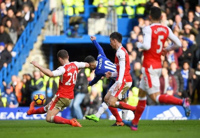 'Cay mắt' với 5 khoảnh khắc đẹp nhất của Hazard ở Chelsea - Bóng Đá