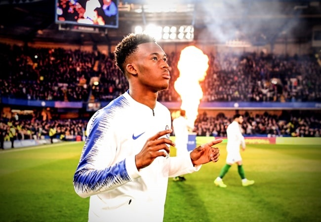 Hudson odoi ready to sign new deal with chelsea with one condition - Bóng Đá