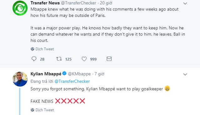 mbappe phản ứng trước tin làm loạn ở psg - Bóng Đá