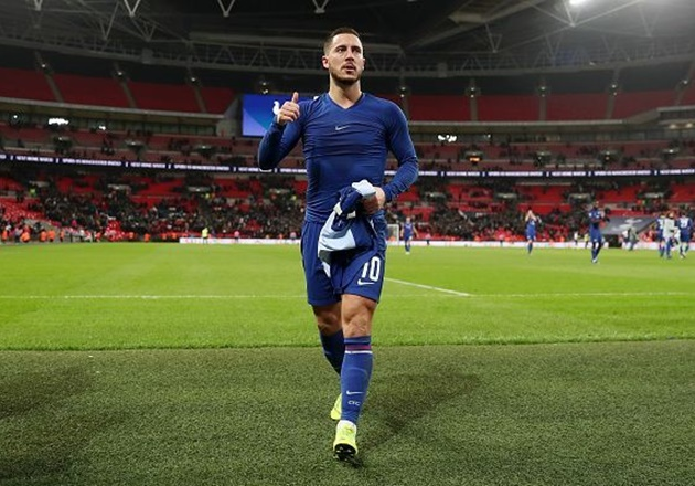 guardiola rate real madrid's move to sign eden hazard - Bóng Đá