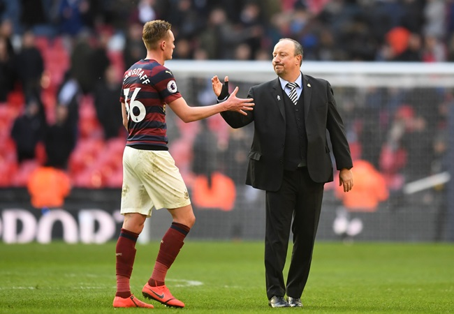 Ole Gunnar Solskjaer forges plan for Newcastle ace Sean Longstaff - Bóng Đá
