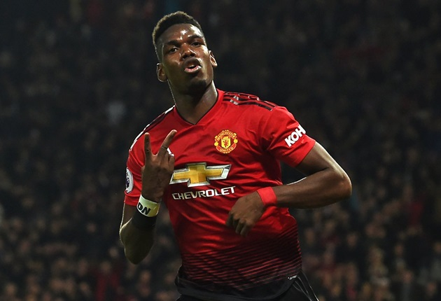 Paul Pogba has zero intention of remaining at Manchester United this summer - Bóng Đá