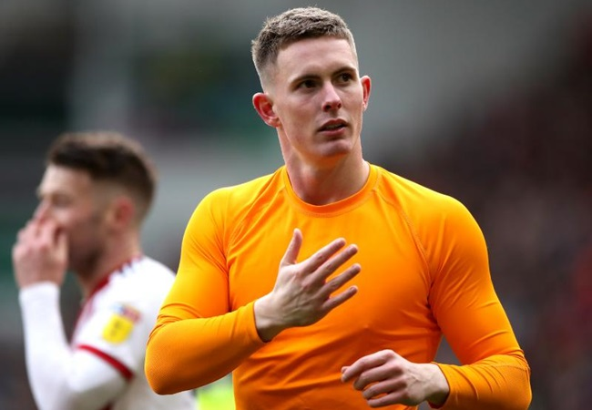 Dean Henderson: Who knows where I will be next season? - Bóng Đá