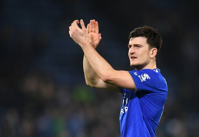 Harry Maguire, 26, agreed with the club's late owner Vichai Srivaddhanaprabha he could leave this summer. - Bóng Đá