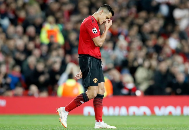 Manchester United can show their intentions with Alexis Sanchez decision - Bóng Đá