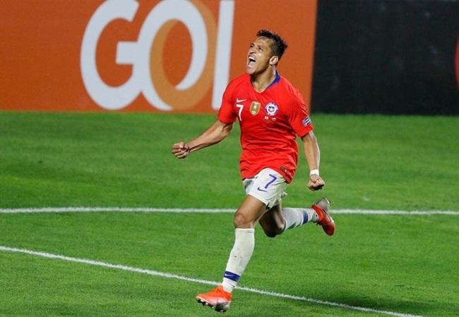 Này Sanchez, anh vừa tự 'cứu rỗi' tương lai của mình tại Man Utd! - Bóng Đá