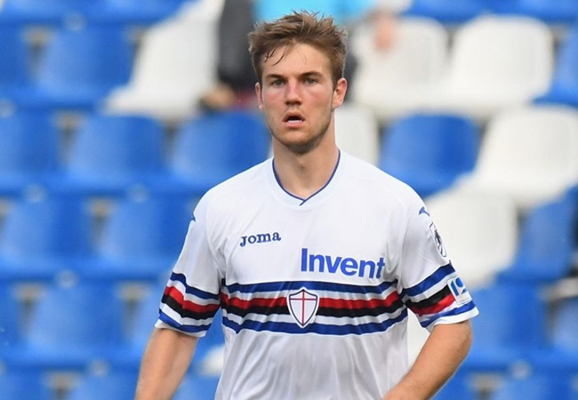 Lyon have submitted a bid to Sampdoria for central defender Joachim Andersen, according to - Bóng Đá