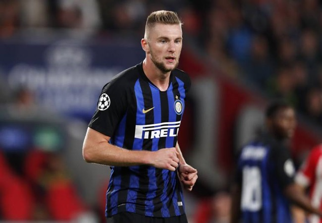 Man Utd will allow Inter to sign Lukaku on one condition: Milan Skriniar - Bóng Đá