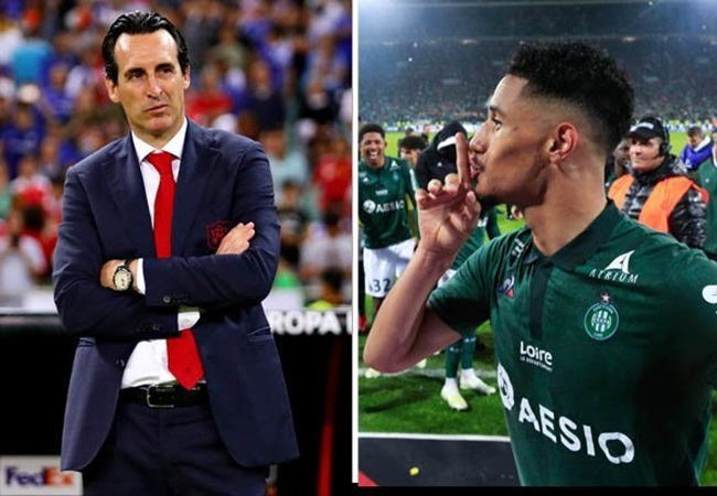 Arsenal expected to make 1st formal offer to St Étienne for William Saliba between now & the end of the week. (YS) - Bóng Đá