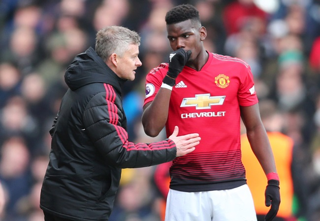 solskjaer planing face to face talk with pogba - Bóng Đá