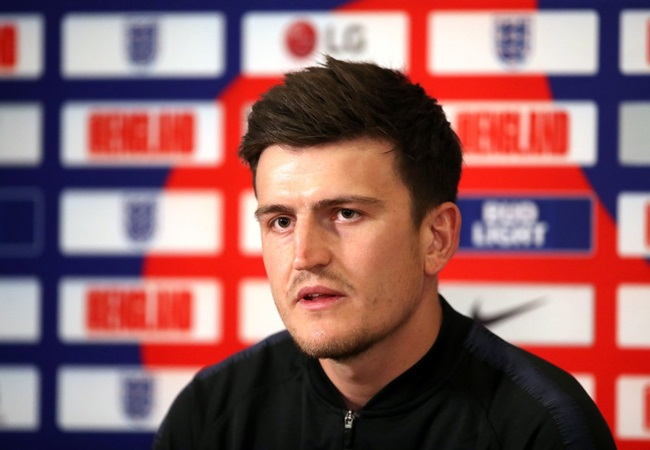 Harry Maguire  joins Manchester City for £80m after turning down Manchester United. - Bóng Đá